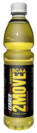 MOVE +BCAA Energy Drink -energiajuoma Lemon-Lime 0,5 l
